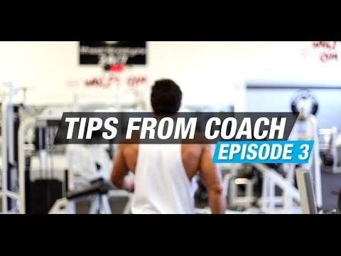 Legs Training - Tips from Coach Tyrone Ep. 3 - Best Training Tips - BPI Sports