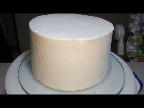 Técnica para deixar seu bolo 100% liso