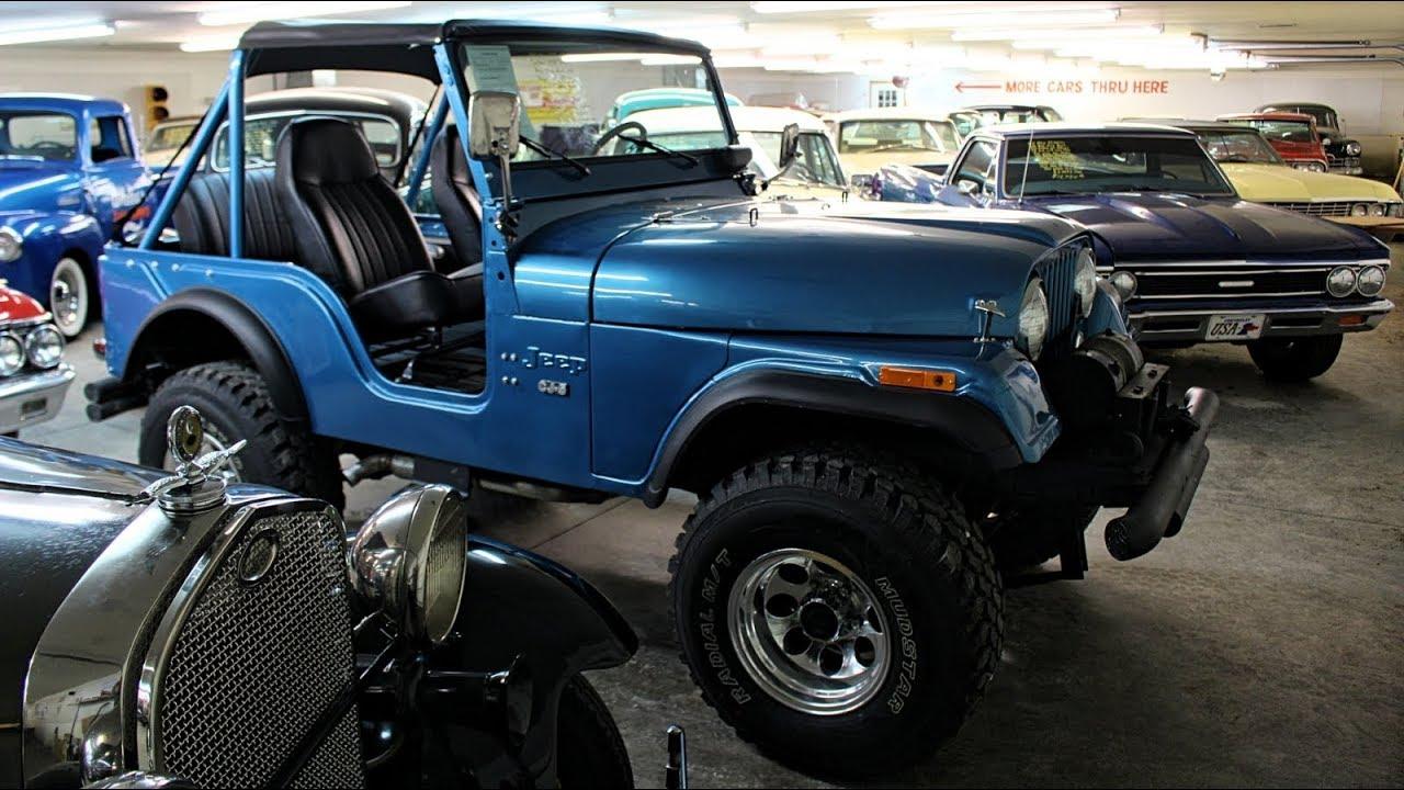 medium resolution of 1973 jeep cj5 4x4 v8