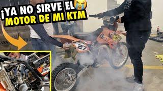 YA NO SIRVE UNA DE MIS MOTOCROSS QUE ACABO DE COMPRAR.. | ManuelRivera11
