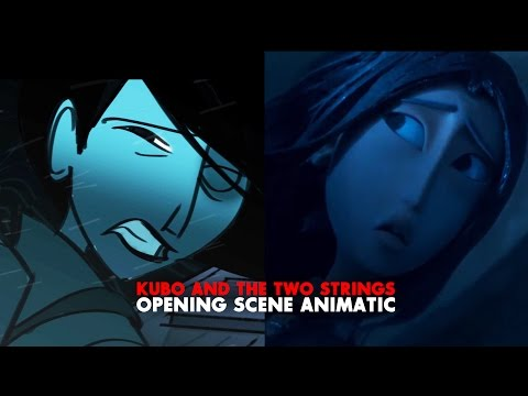 Kubo and the Two Strings:   Animatic