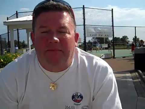 The MJB Foundation visits The Miracle League of Central Ohio