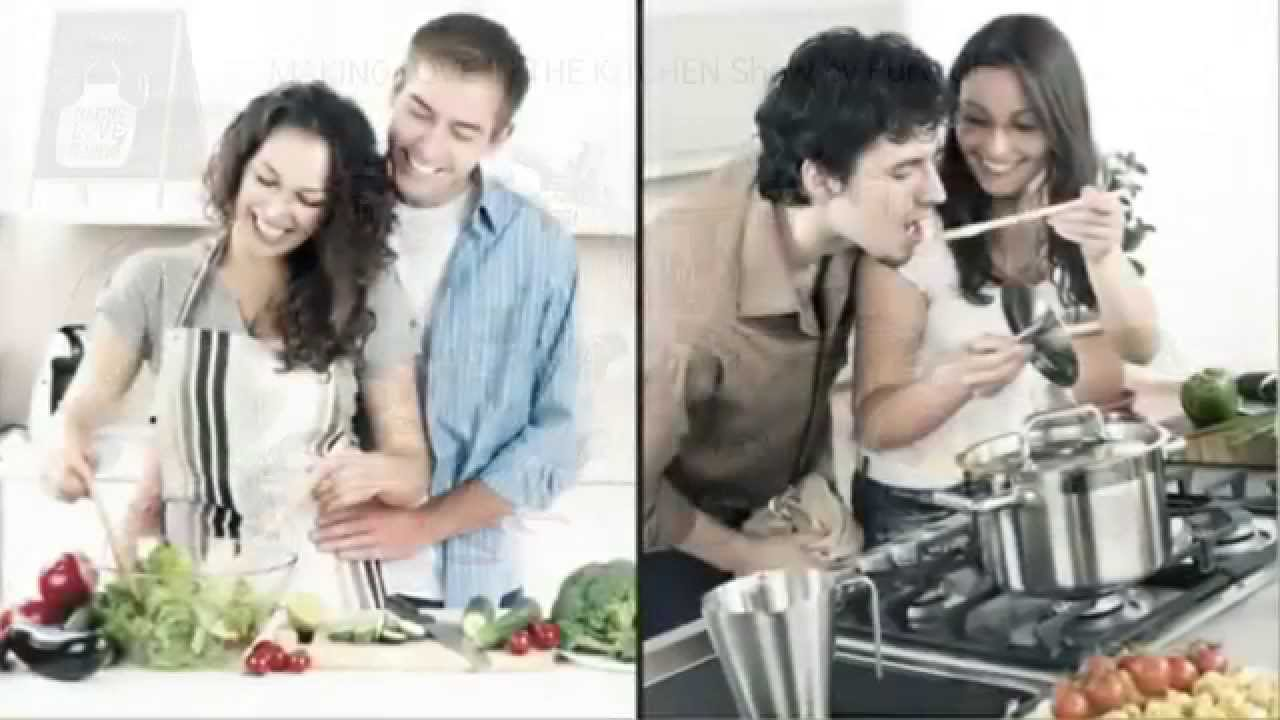 The Kitchen Show making love in the kitchen showpure life | pure life