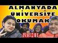 Almanyada üniversite okumak-ERASMUS,YURTLAR,ULASIM,ve hersey