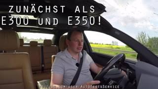 Benziner ! Mercedes E-Klasse W212 Kaufberatung Teil 1