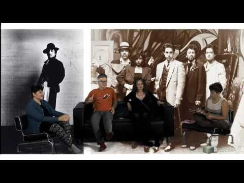 Modern Art Blitz - Pilar Tompkins Rivas & Linda Jacobson - #42