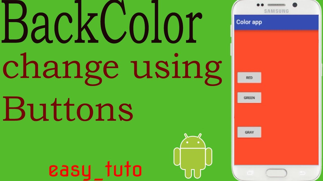 photo editor for android that can change background