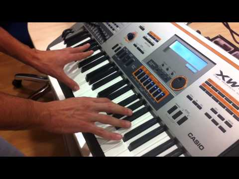 The casio cgp 700 compact grand piano doovi for Yamaha dgx 660 vs roland