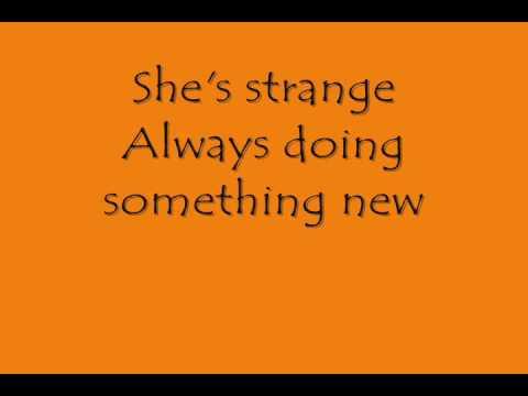 Cameo- She's Strange w/lyrics
