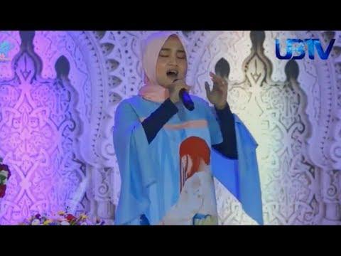 Fatin Shidqia Lubis | Penutupan MTQMN XV 2017