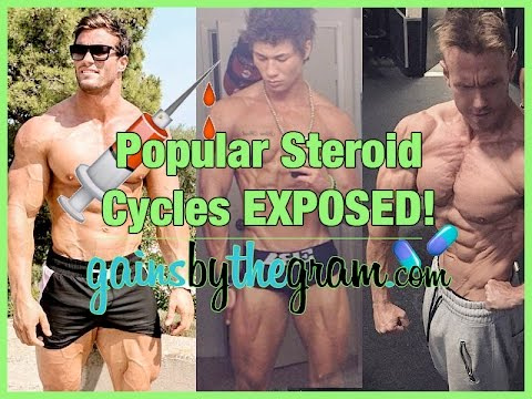 The Aesthetic effects of popular AAS cycles PART 2 (Test, Tren, Anavar,  Deca, EQ, HGH)