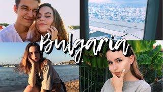 Мой первый полет за границу! Болгария 2019!