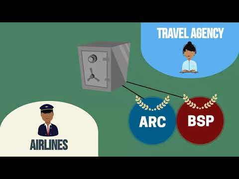ARC and BSP in the Travel Industry