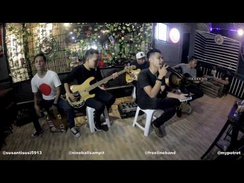 BIAR AKU YANG PERGI (Cover) By. Aldy - FreeLine Band