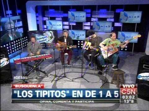 C5N – MUSICA: LOS TIPITOS EN DE 1 A 5 (PARTE 2)