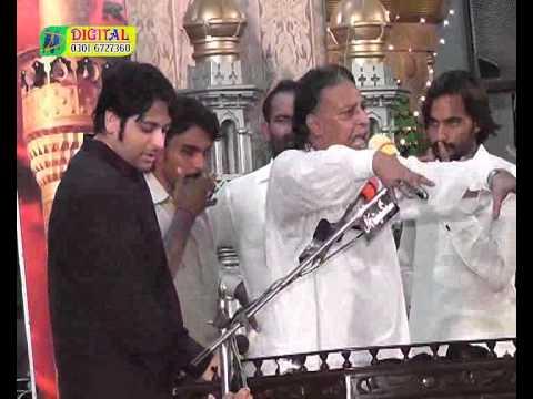 Jalsa 72 Taboot 2014 majlis  Nadeem Abbas Allah Ditta Lonewala at Qasir al Qaim Sargodha