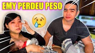 EMY PERDEU PESO | Maru e Bomba