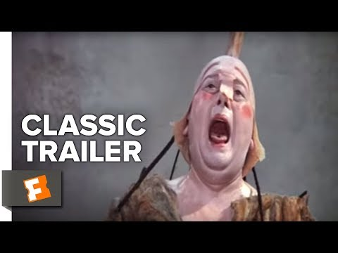 Fellini - Satyricon Official Trailer #1 - Martin Potter Movie (1969) HD
