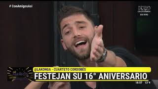 Stefi Roitman le declara su amor a Pablo Tamagnini