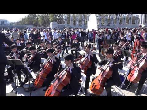 DBS Symphony Orchestra US Tour 2015
