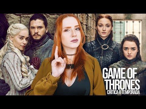 GAME OF THRONES: FALTOU DETALHE E CUIDADO | Análise 8 temporada