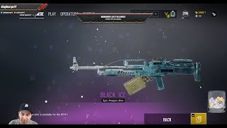 151 Alpha Pack Opening 540,000 Renown Spent (Black Ice! Legendary Skins!)