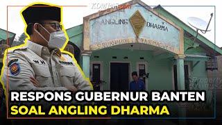 Respons Gubernur Banten soal Pimpinan Rumah Angling Dharma Bangun 30 Rumah Warga