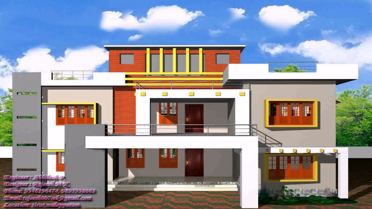 Simple house design inside and outside youtube for Simple house design inside