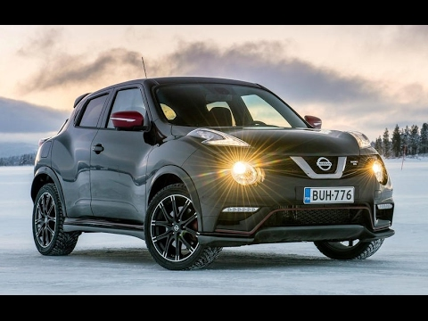 2017 Nissan Juke Nismo Rs Exterior Interior Test Drive Youtube