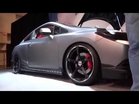 2012 Civic SI Remix 2.0 Custom