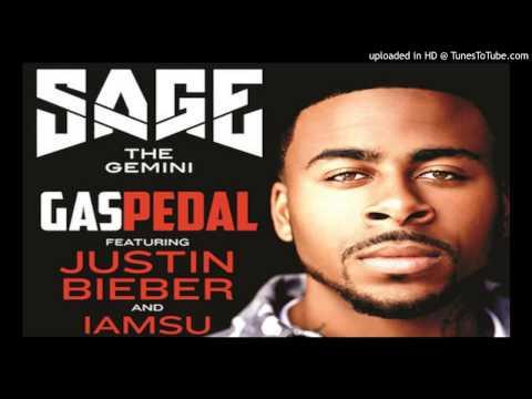 Sage The Gemini  Gas Pedal feat Justin Bieber
