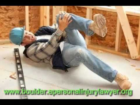 Boulder Personal Injury Lawyer Colorado