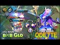 Underrated Deadly Mage 1 Hit Skill Combo          G  o Top Global Odette   Mobile Legends
