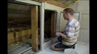 Монтаж люка под плитку в гипсокартон(, 2012-12-06T23:47:33.000Z)