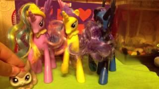 моя коллекция пони!!!