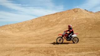 9 year old xr80 jumping