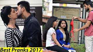 Best Pranks Of 2017 | Pranks In India by Vinay Thakur | AVRprankTV