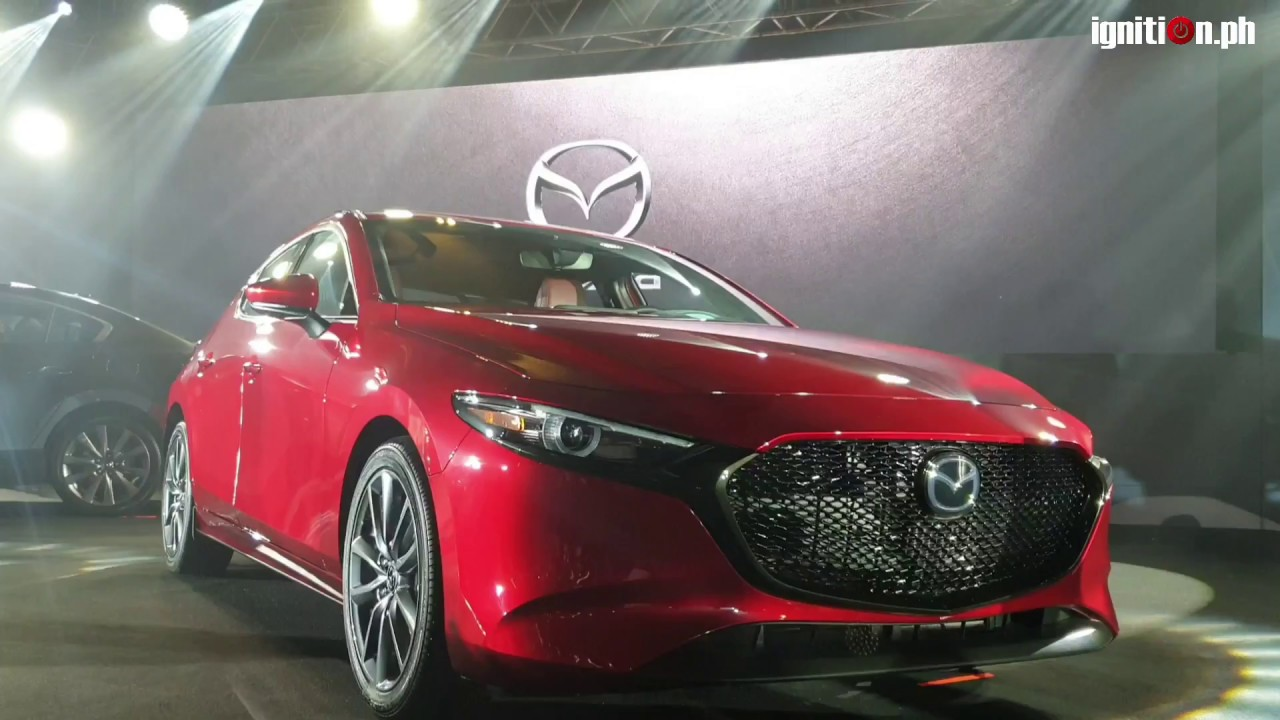 2019 All-New Mazda 3 Sedan and Hatchback Preview