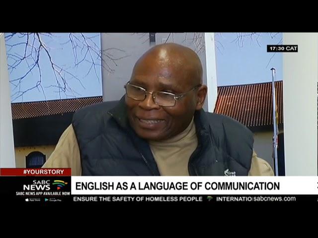 English as a language of communication