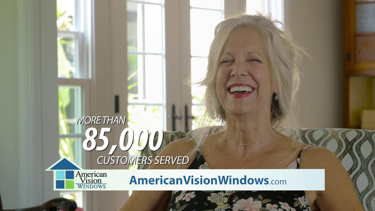 Download Revolutionizing the Window Business, One Customer At A Time! | American Vision Windows