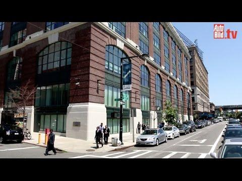 auto bild reisef hrer new york teil 1 brewster building. Black Bedroom Furniture Sets. Home Design Ideas