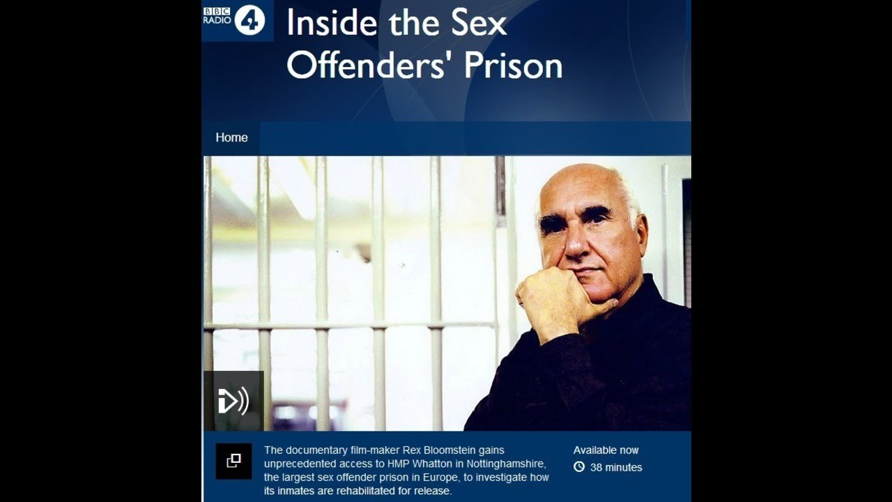 happens sex offenders prisons in Oxfordshire