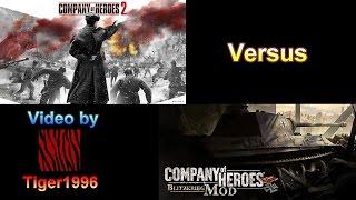 coh2 vs blitzkrieg mod stg44 mp44 fg42 sounds