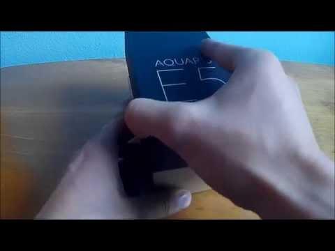 Bq Aquaris E5 4G Unboxing
