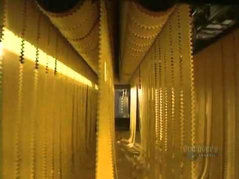 Making of pasta made in Factories