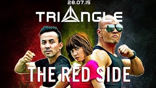 TRIANGLE The Red side (see the description below)