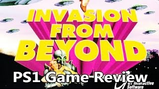 Invasion From Beyond PS1 Review - The No Swear Gamer Ep 27