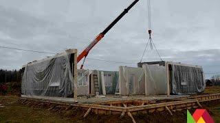Строительство домов по немецкой технологии компанией МКД(Компания «МКД» (http://mkd-nn.ru) начала свою производственную деятельность в 2008 г. Предприятие находится в г. Семе..., 2016-03-22T13:21:07.000Z)
