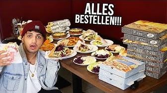 ALLES bestellen beim DÖNERLADEN !!! 😂