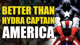 Better Than Hydra Captain America? (Captain America Vol 2: Escape From Dimension Z)
